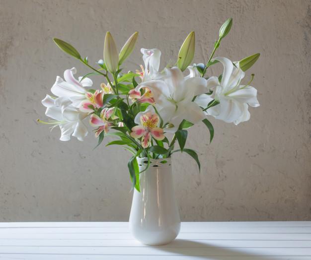 как дольше сохранить букет цветов в вазе