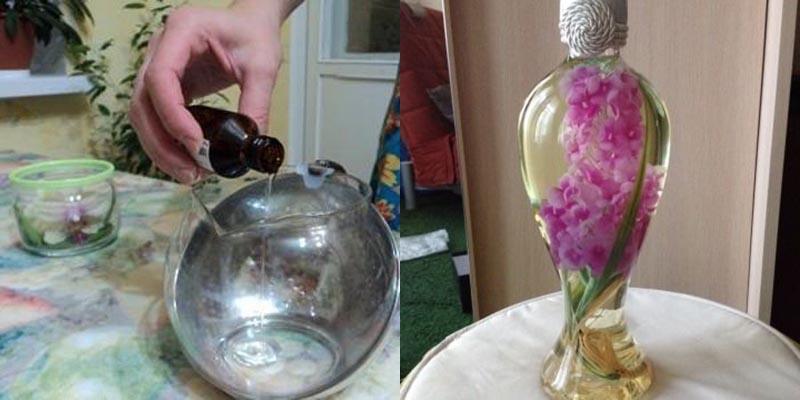стабилизировать цветы в домашних условиях